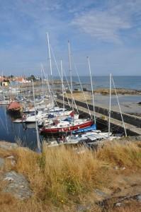 Gudjhem Hafen